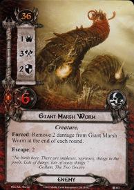 Giant-Marsh-Worm