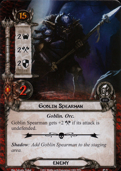 Goblin-Spearman