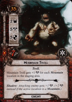 Mountain-Troll