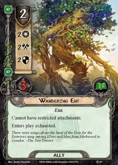 Wandering-Ent