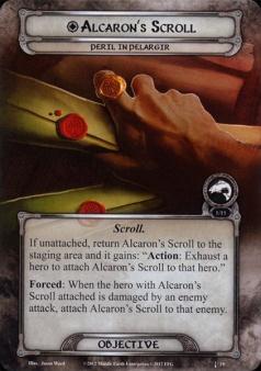 Alcaron's-Scroll