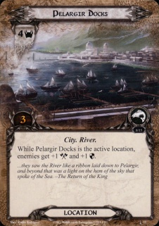 Pelargir-Docks