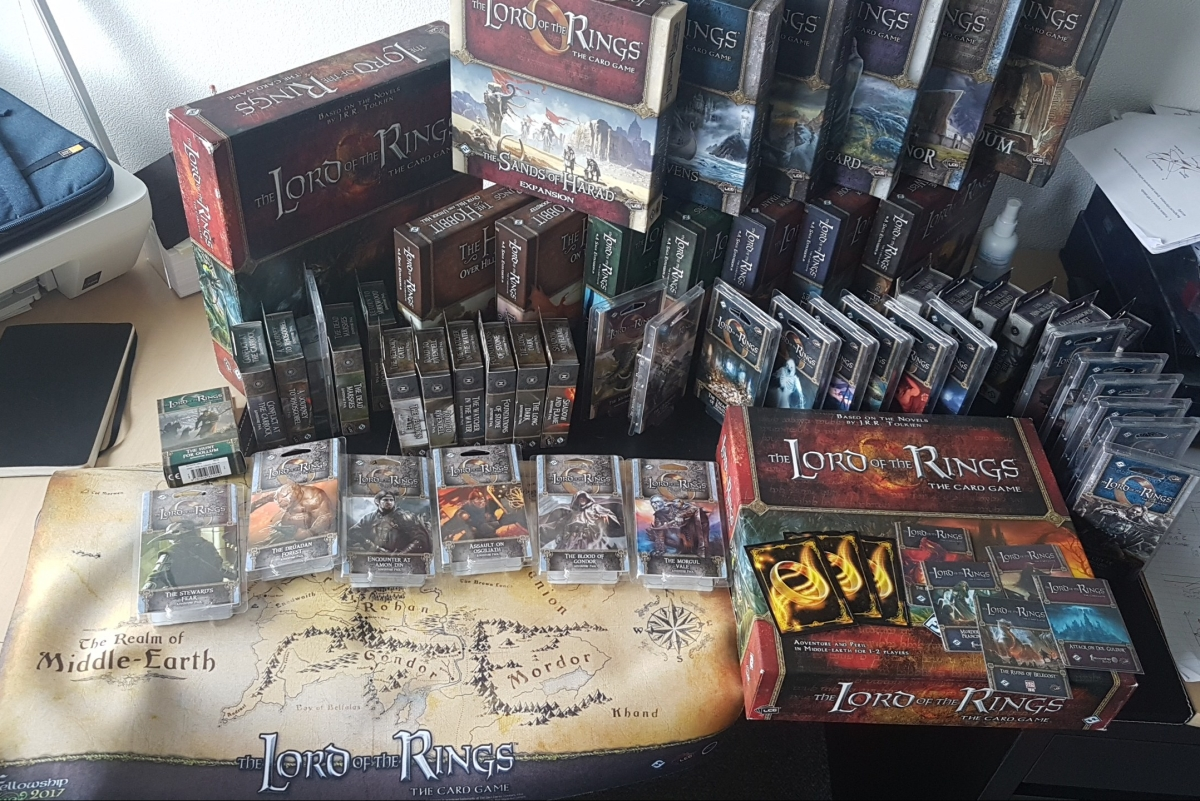 LOTR LCG: The Collection