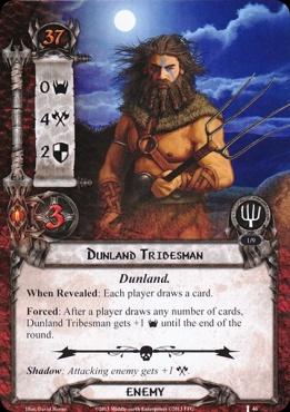 Dunland-Tribesman