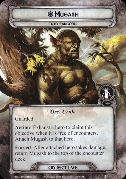 Mugash-Objective