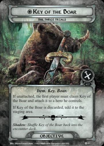 Key-of-the-Boar
