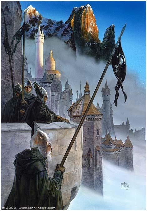Image result for lotr lcg gondor art
