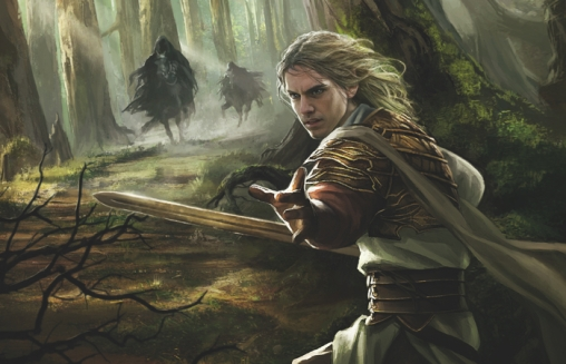 FFG- Glorfindel Stands Alone